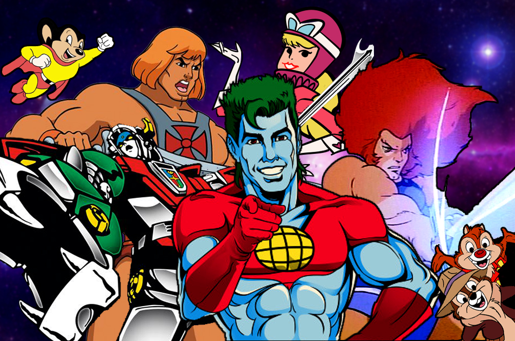 If You Grew Up Watching These Cartoons, Your Childhood Was Probably Awesome!