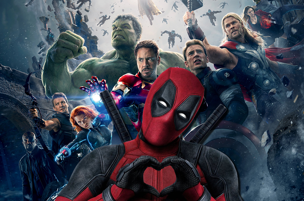 geeks rejoice deadpool could soon team up with the avengers