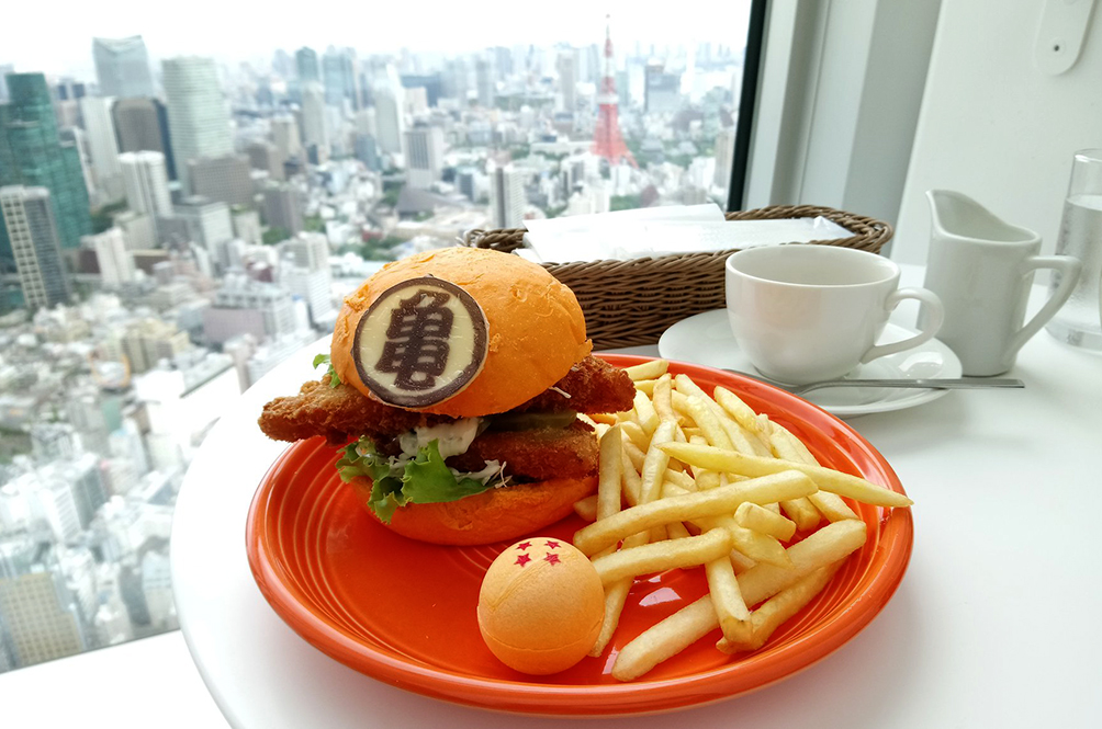 Yes, 'Dragon Ball' Burger Is A Thing In Japan And We Want It Now!