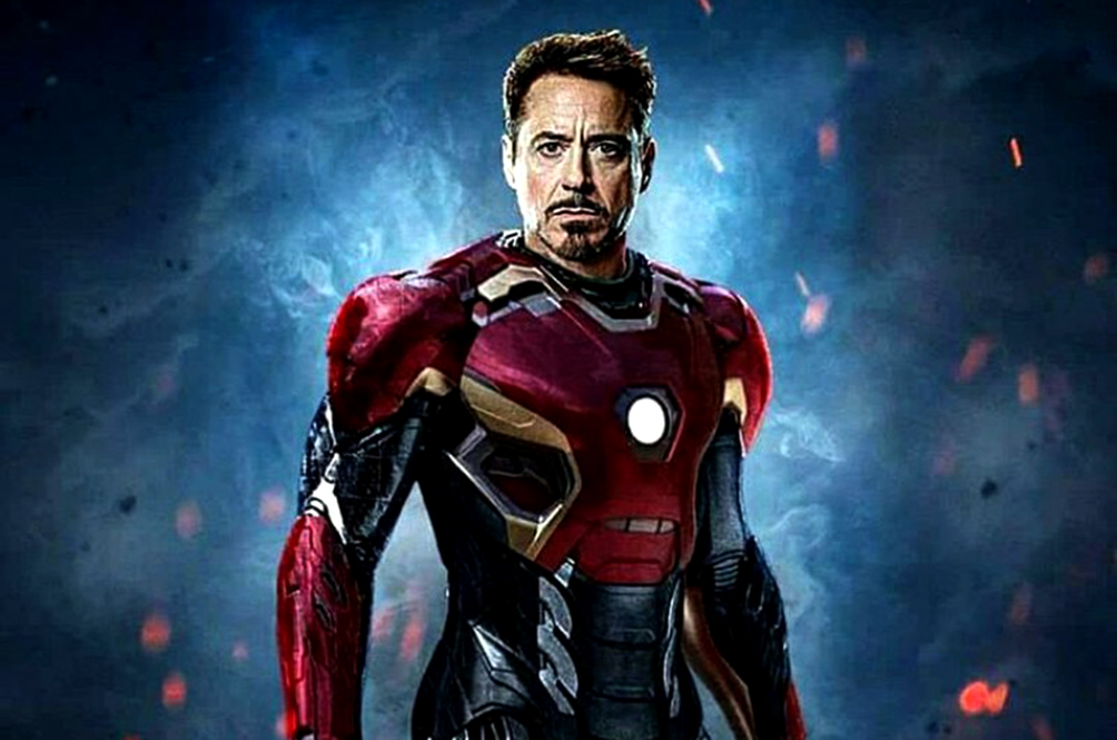 Leaked Iron Man S Super Canggih New Suit In Infinity War