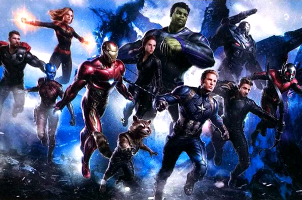 A Cinematographer May Have Accidentally Leaked 'Avengers 4' Title