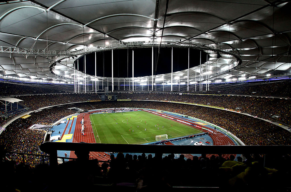 Our Very Own Bukit Jalil National Stadium Has Been Named Stadium Of The Year