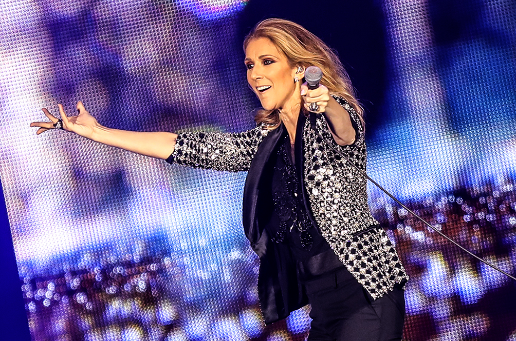 Celine Dion Is Heading To Malaysia...'s Neighbour Singapore In July