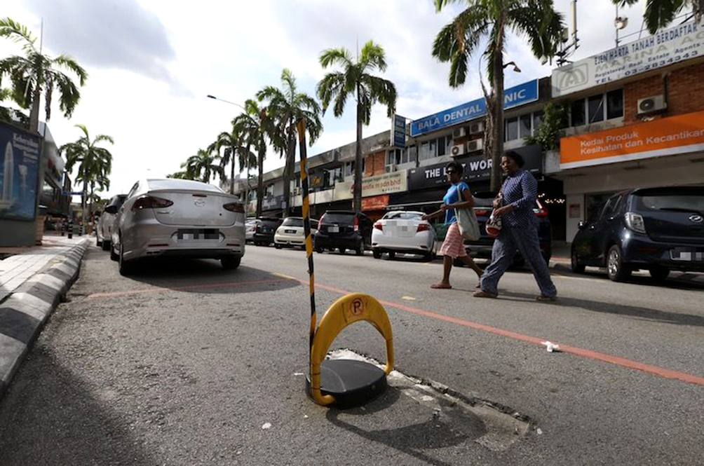 Can You Park At Reserved Parking Bays Around The City? Actually, You Can!