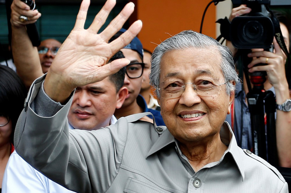 Dr M Wants To Be Prime Minister For Only 'One Or Two Years'