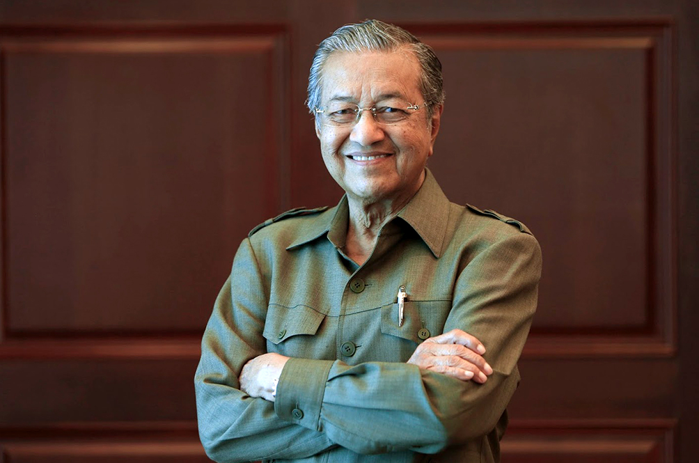 Malaysians Want Tun Dr Mahathir To Be Nominated For The Nobel Peace Prize