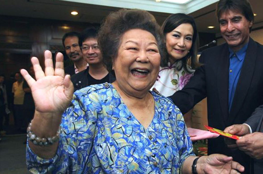 Lovable Veteran Local Actress Aunty Lai Meng Finally Decides To Retire