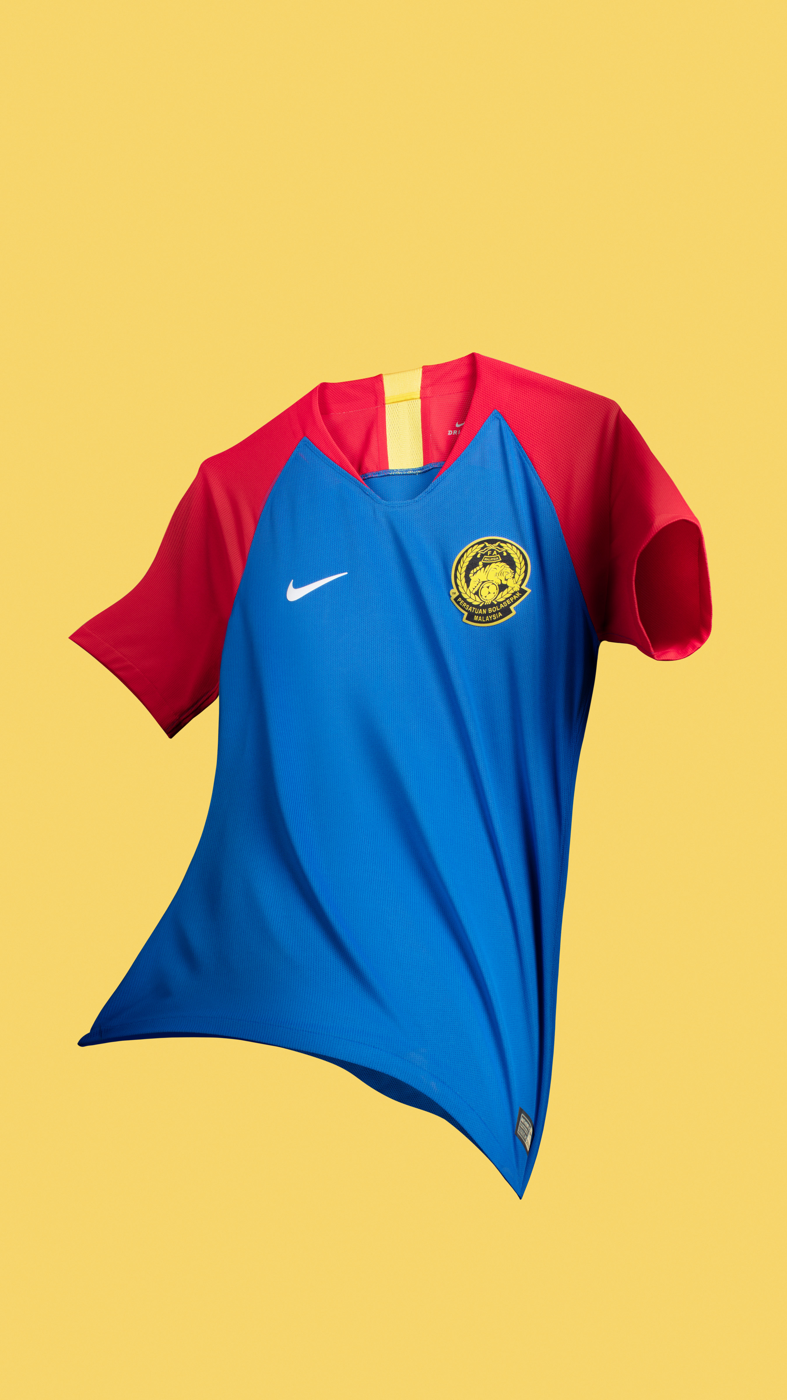 868cb42df The New Malaysian National Football Team Jerseys Are Here, And They ...