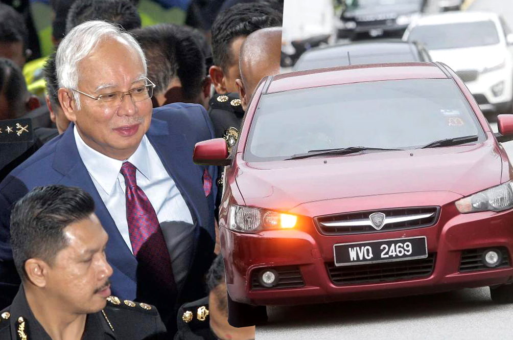 Punters Are Betting On These Numbers Related To Najib Razak's Arrest