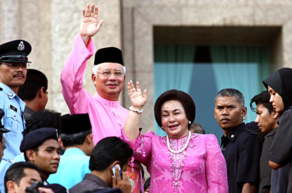 What Former PM Najib Razak Said Perfectly Sums Up Married Life