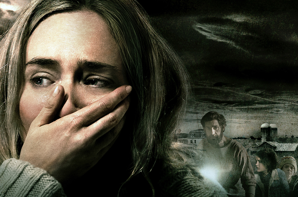 Be Really Quiet Because There's Going To Be 'A Quiet Place 2'