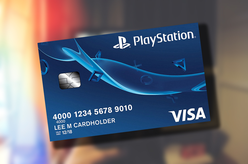 There S Now A Playstation Credit Card For All You Hardcore Gamers Out There Lifestyle Rojak Daily