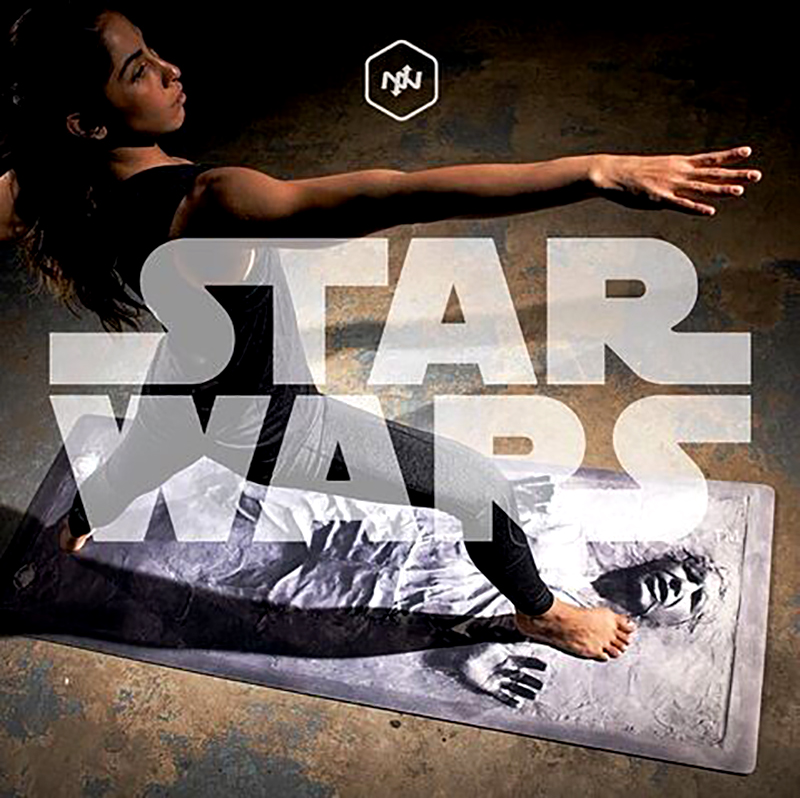 A mat for your Han and feet.