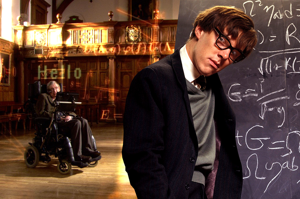 Watch These Five Movies And TV Series If You're A Stephen Hawking Fan
