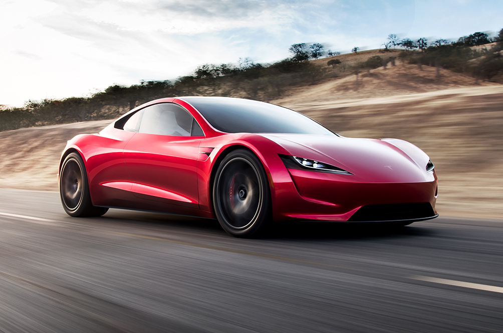 Tesla Secretly Built The World's Fastest Production Car And No One Knew About It