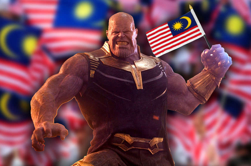7 Reasons Why We Think Thanos Is Actually A Malaysian
