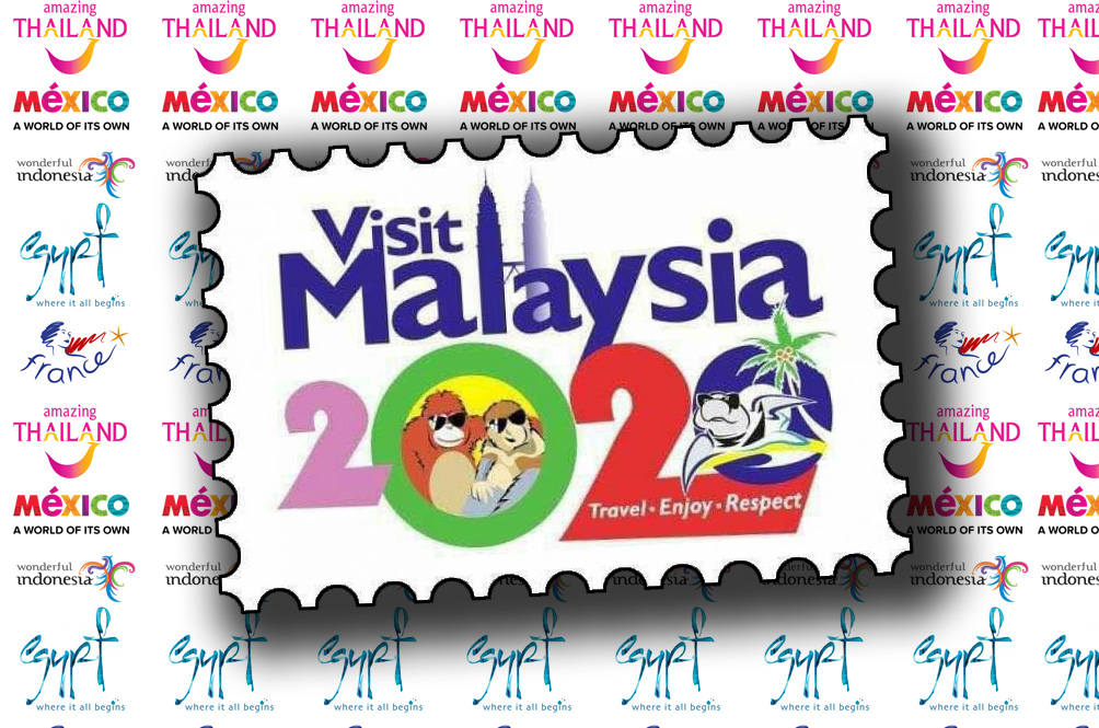 How Does Our 'Visit Malaysia 2020' Logo Compare With Those From Other Countries? We Find Out!