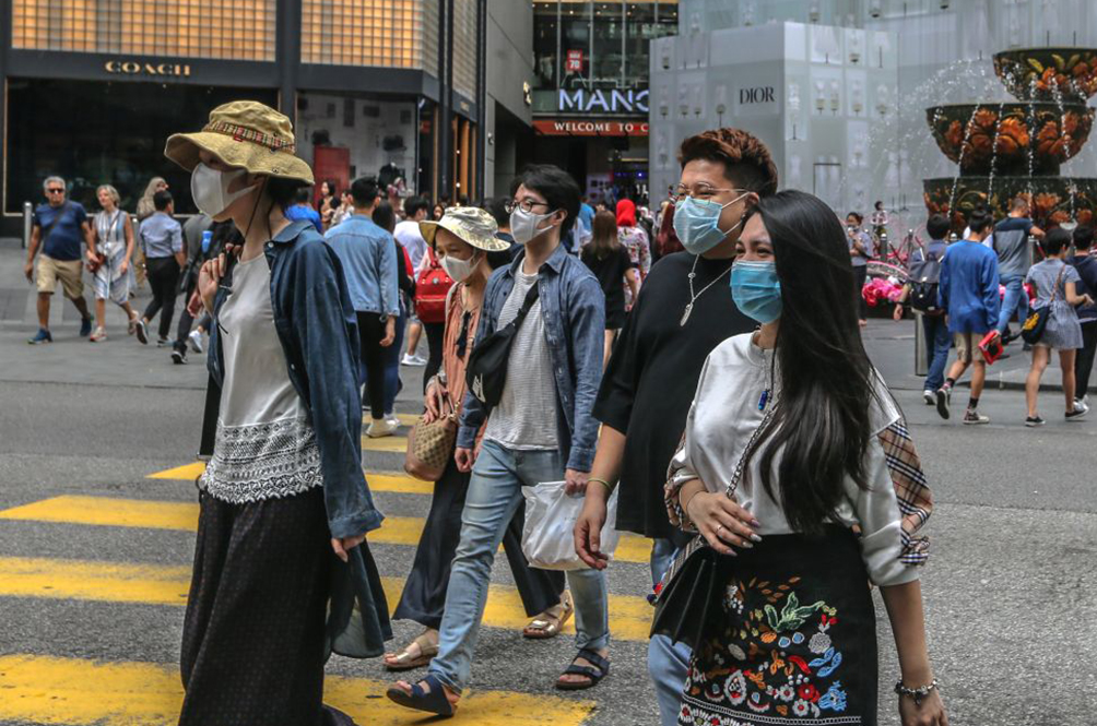 Report: Malaysians Throw Away More Than 10 Million Face Masks Daily