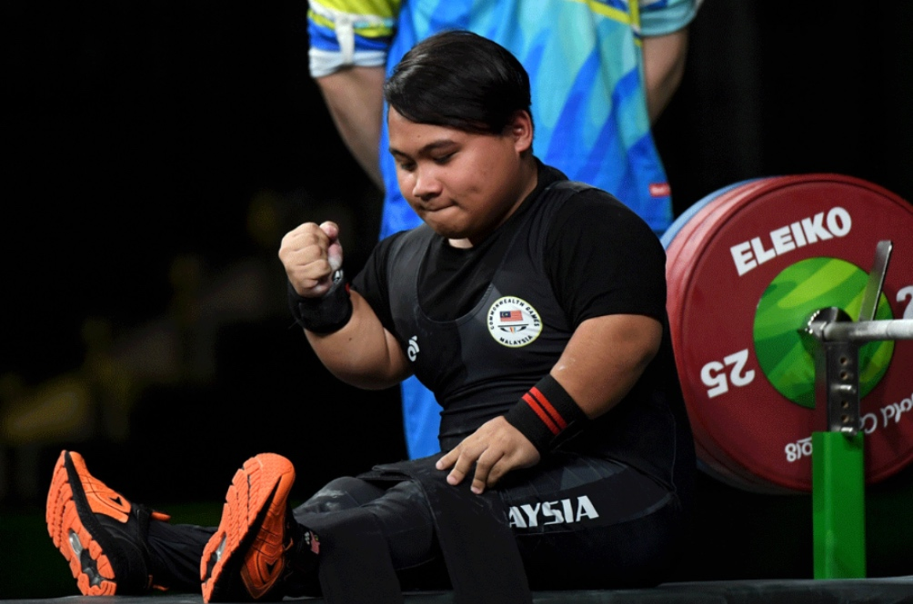 One Mighty Lift: Malaysian Powerlifter Stuns The World By Setting New World Record