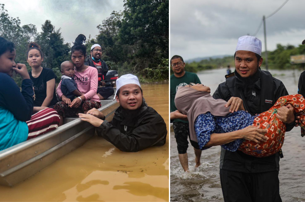 Food Supply To Orang Asli Village In Pahang Cut Off Due To Floods? Ebit Lew To The Rescue