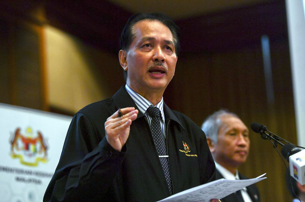 Health DG Dr Noor Hisham Named As One Of 'COVID's Heroic Trio' By Singaporean Website