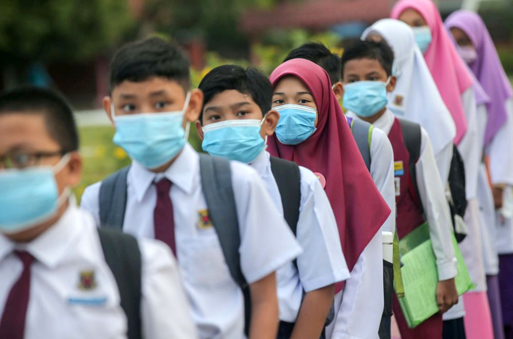 Health DG: A Total Of 2,145 School Students Caught The Coronavirus Since February