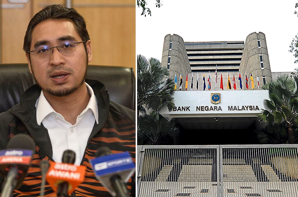 Deputy Minister Says Bank Negara Should Print More Money To Give To The People And Save The Economy