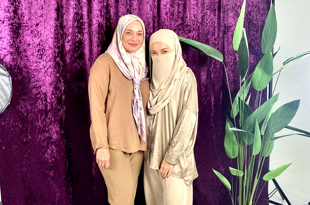 PDRM Set To Complete Investigation Into Insult Case Involving Neelofa's Mother