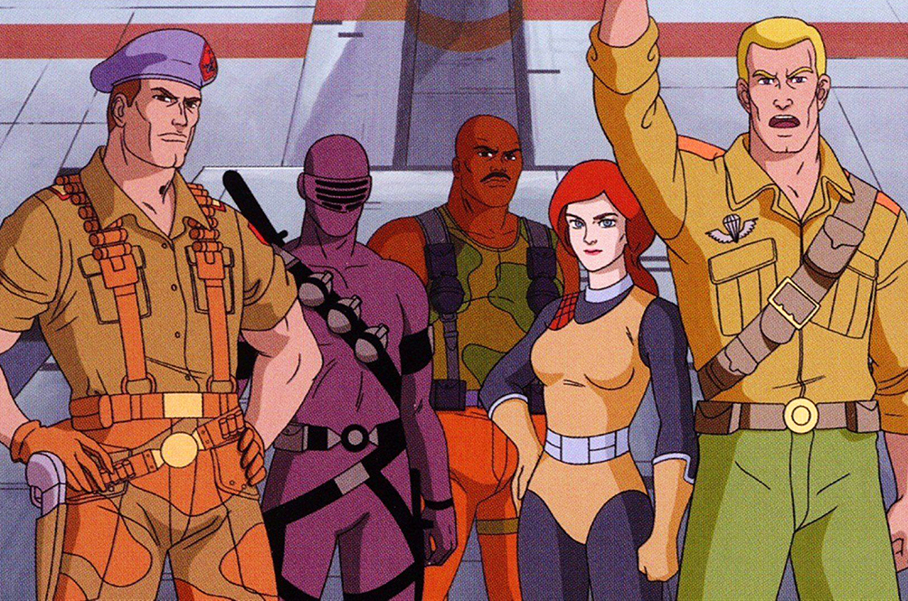 You Can Now Catch All Episodes Of 80's Cartoon 'G.I. Joe' Online