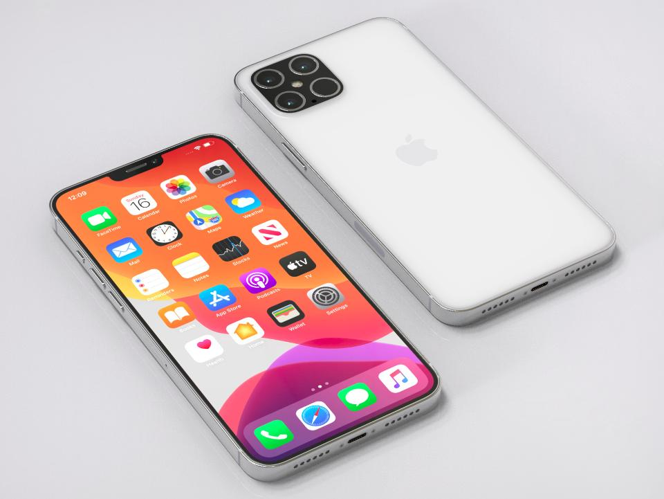Could this be the new iPhone 12?