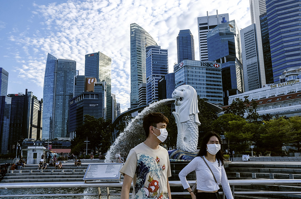 Singapore Records 1,426 COVID-19 Cases In A Day; Now Has The Most Cases In Southeast Asia