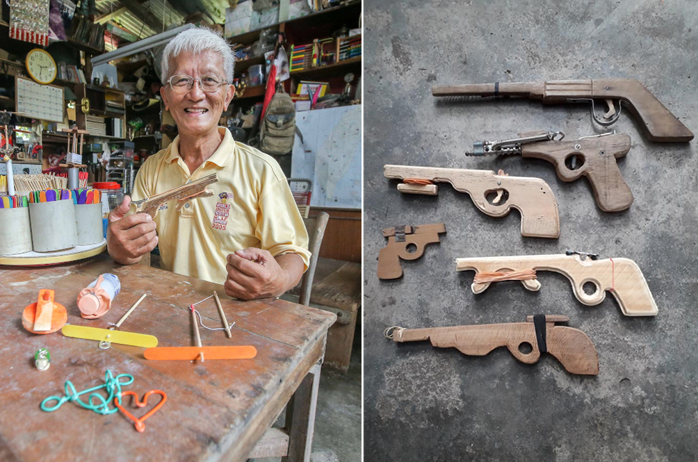 Retired Perak Headmaster Has Been Using The MCO To Promote Chinese Culture, Traditional Games Online