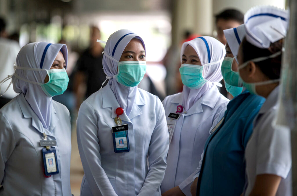 Sg Buloh Hospital's COVID-19 Team Gets International Recognition For Efforts In Fighting Pandemic