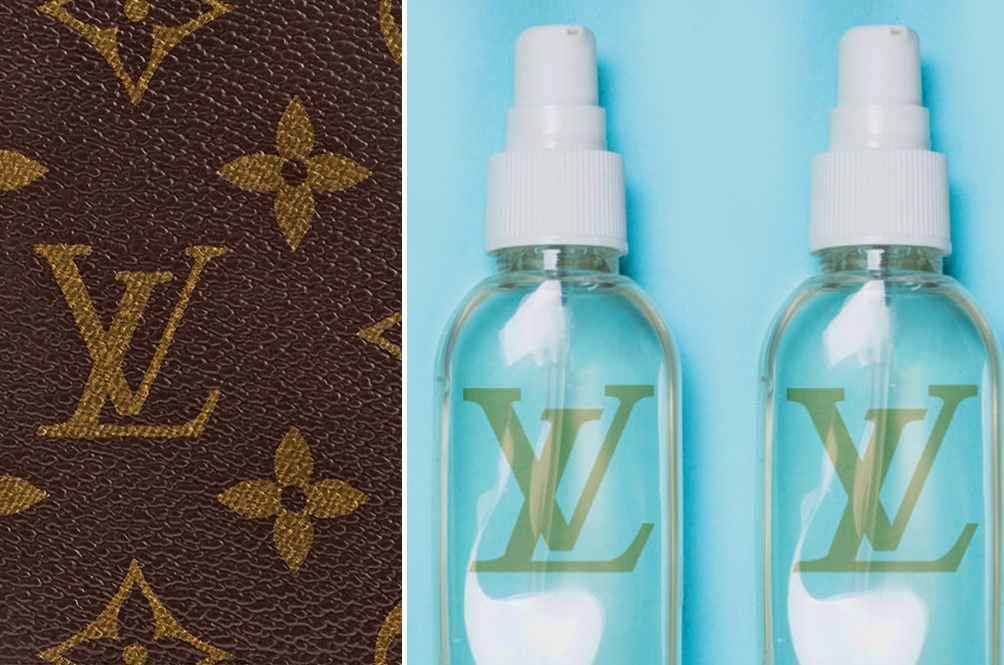 Louis Vuitton To Produce Hand Disinfectant Gel And Distribute It For Free