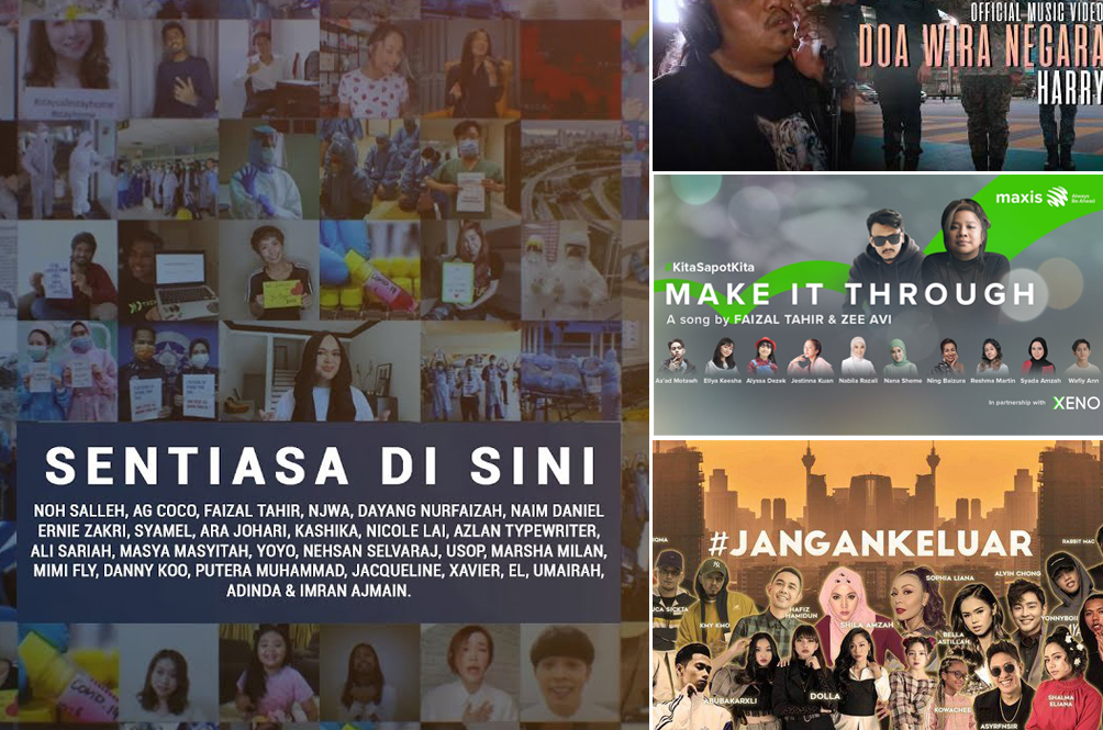 Sentiasa Di Sini And Other Local Inspirational Music Videos You Need To Watch Kaw Rojak Daily Последние твиты от faizal tahir (@faizal_tahir). rojak daily