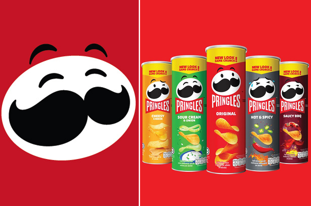 New Year, New Look: Pringles Kickstarts 2021 With A Little Makeover