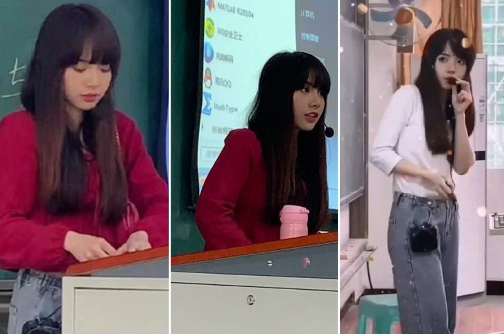 University Lecturer In China Becomes Internet Sensation For Looking A Lot Like BLACKPINK's Lisa