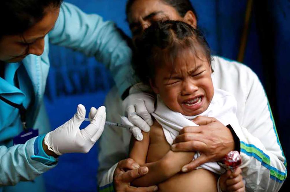 Health DG: Don't Skip Your Children's Immunisation Needs During The MCO