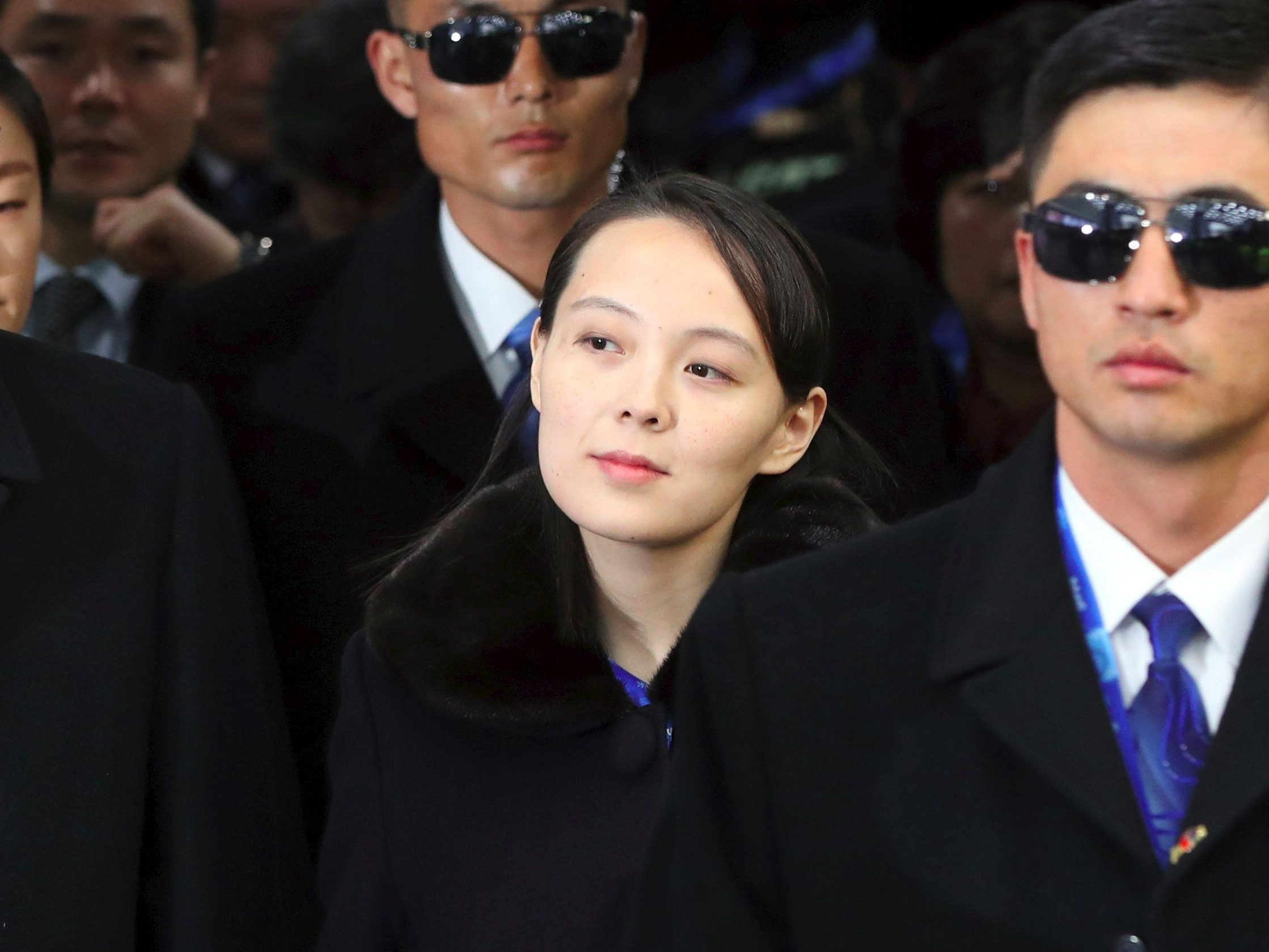 She was groomed for a young age to lead North Korea.