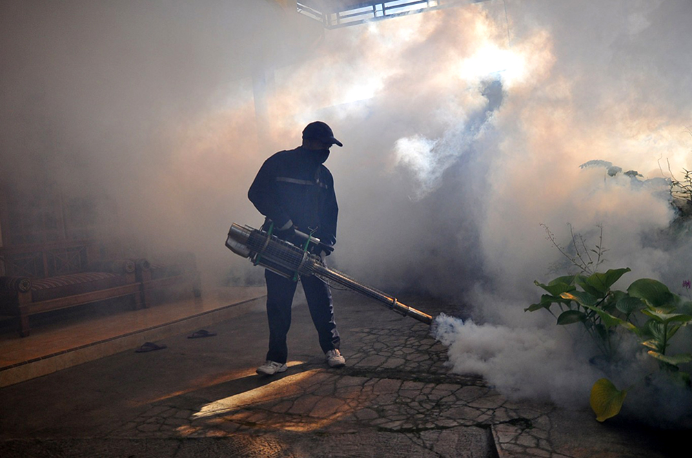 The Small Town Of Kulim Is Facing A Small Chikungunya Outbreak; 28 Cases Detected So Far