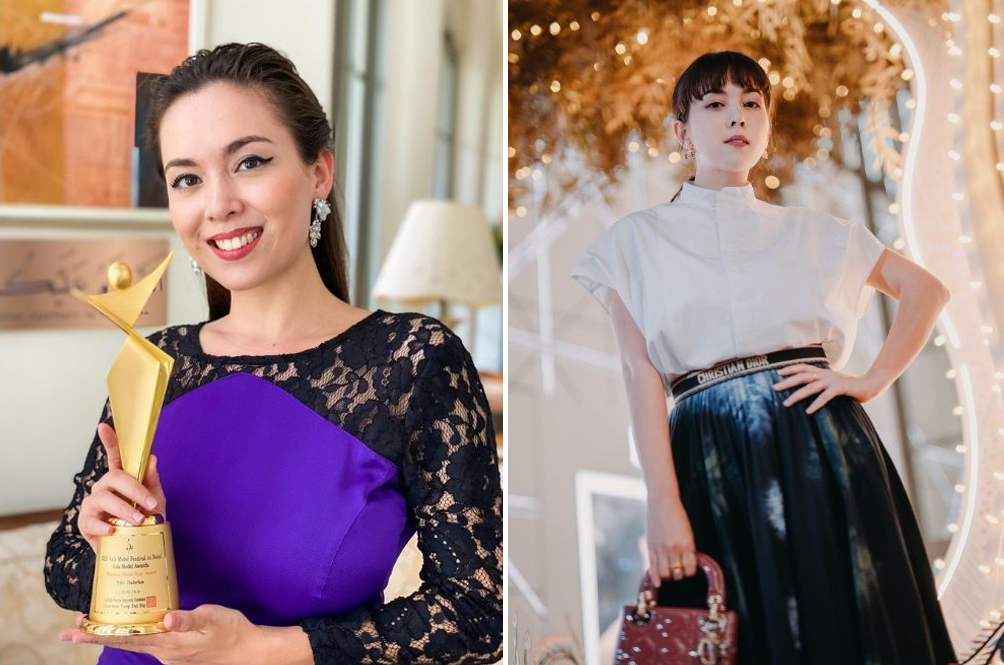 Role Model: Local Actress Wins Malaysia Model Star Award At International Festival
