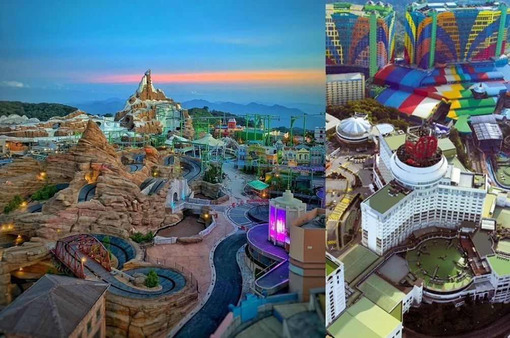 Hold On To Your Seats! Genting Confirms Outdoor Theme Park Is Opening Really Soon
