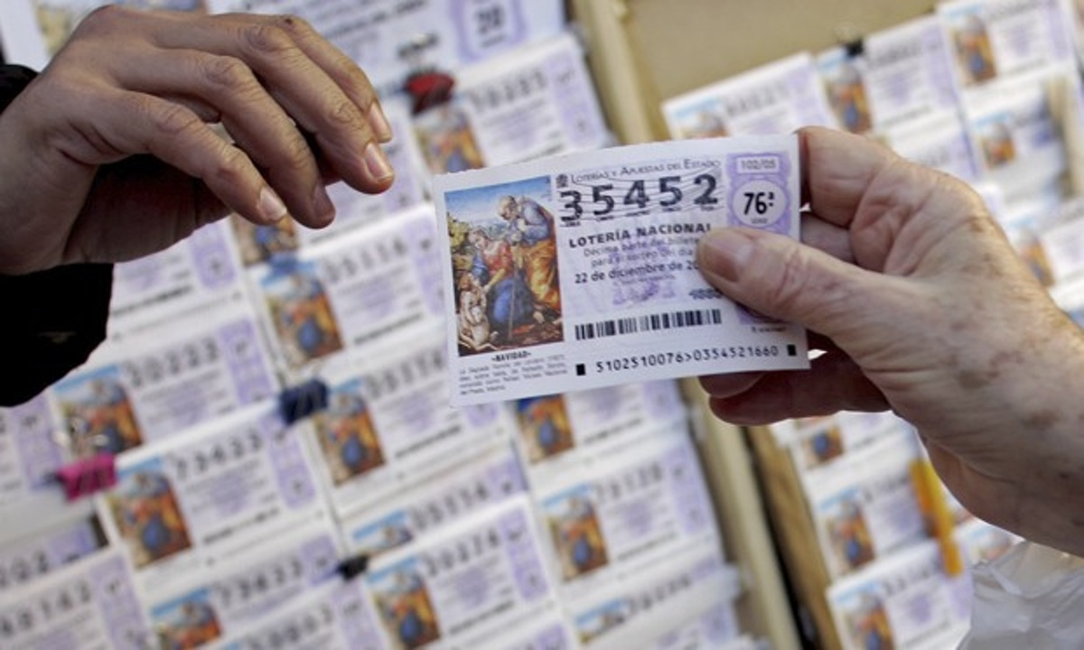 The Spanish lottery is the most lucrative in the world.