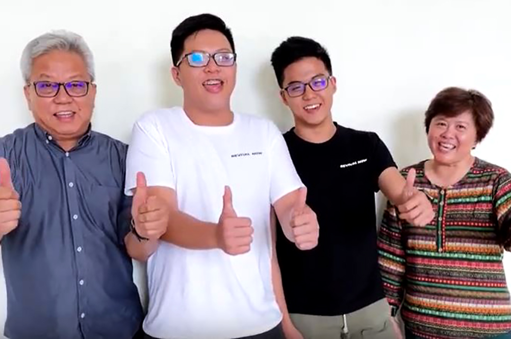M'sian Siblings' Pre-U Exam Scores Are So High, They Are Placed In The Top 4 Per Cent In The World!