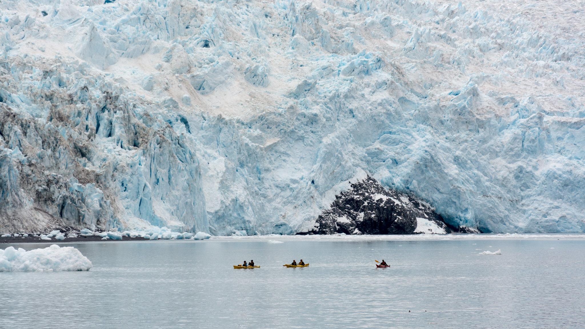 Fancy a virtual kayak trip, guys?
