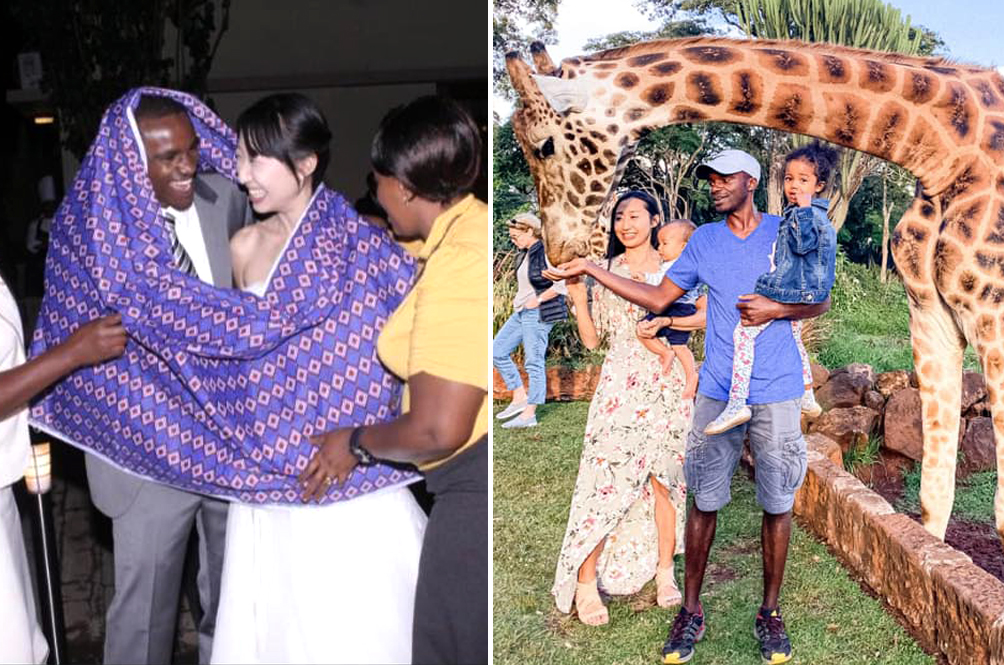 Taiwanese Woman Goes On Safari Trip In Africa, Ends Up Marrying Her Tour Guide
