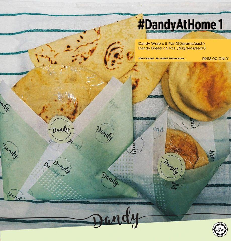 The Dandy Wraps.
