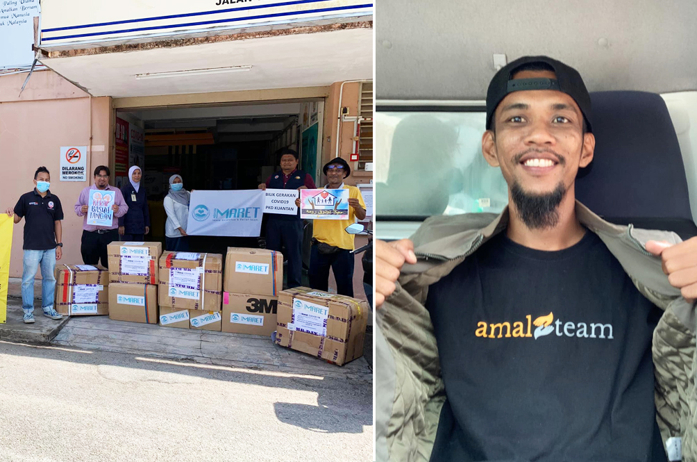 #MYHero: Two M'sians Travel Across Four States, Brave 50 Roadblocks To Deliver PPE To Frontliners