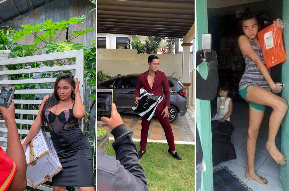 [PHOTOS] The Filipinos Prove That They Are The Masters At Taking 'Proof Of Delivery' Photos