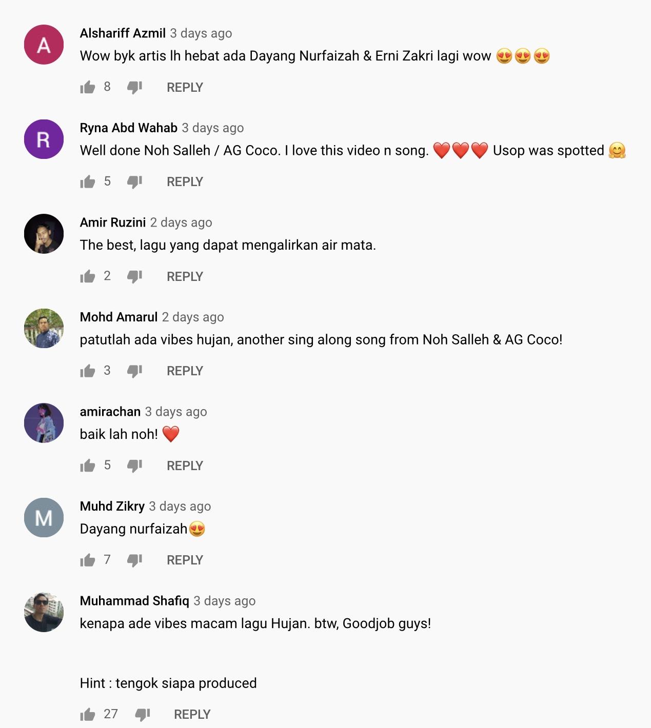 1 Million Views Watch The Viral Sentiasa Di Sini Music Video Featuring 26 Local Artistes Entertainment Rojak Daily Faizal tahir lyrics mit übersetzungen: viral sentiasa di sini music